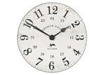 Thomas Kent Chalk Wharf Wall Clock 38 cm