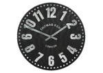 Thomas Kent 38cm Charcoal Wharf Wall Clock