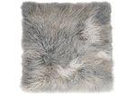 Amigos de Hoy Smoke Fluffelbuster Faux Fur Cushion Cover