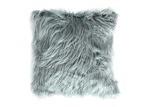 Bella Casa Mongolian Faux Fur Cushion