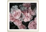 The Print Emporium Pink Blooms Printed Wall Art