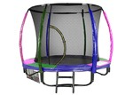 KOutdoorCollective Collection Sky High Rainbow Trampoline
