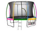 KOutdoorCollective Collection Rainbow Kahuna Trampoline