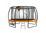 KOutdoorCollective Collection 244cm  Kahuna Twister Springless Trampoline