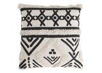 Collective Sol Picasso Tufted Cotton Square Cushion