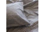 Odyssey Living Shadow Stripe Thermal Flannelette Sheet Set