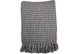 Odyssey Living Honeycomb Cotton Throw