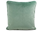 Odyssey Living Audrey Quilted Velvet Cushion