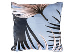 Sunday Homewares Blue Tropical Hui Square Cotton Cushion
