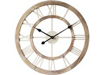 High ST. 60cm Hamptons Floating Wall Clock