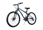 Dwell Home Blue Rush 18 Speed Mountain Bike