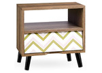 Dwell Home Tortuga Side Table with 1 Drawer