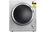 Dwell Home Silver Devanti 4kg Front Load Tumble Dryer