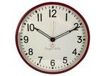 Cooper & Co Homewares 40cm Nova Sleek Wall Clock
