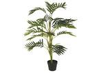Cooper & Co Homewares 100cm Faux Areca Palm in Black Pot