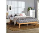 Studio Home Natural Belvedere Timber Bed Base