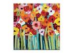 Anna Blatman Julie's Blooms by Anna Blatman Art Print on Canvas
