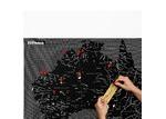 Palomar Pin World Australia Felt Map