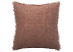 L & M Home Earth Burton Linen Cushion