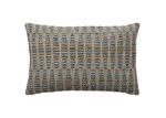 L & M Home Diamond Lioli Rectangular Cotton Cushion