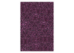 Levede Purple Ofira Shag Area Rug