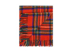 Waverley Mills Royal Stewart Merino Wool Throw Rug