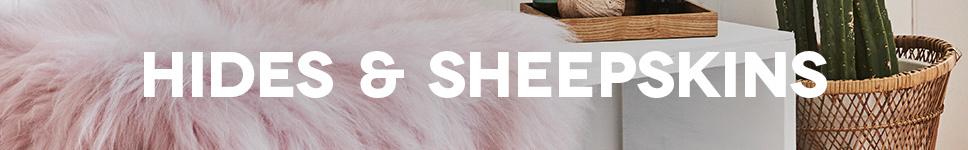 Hides & Sheepskins
