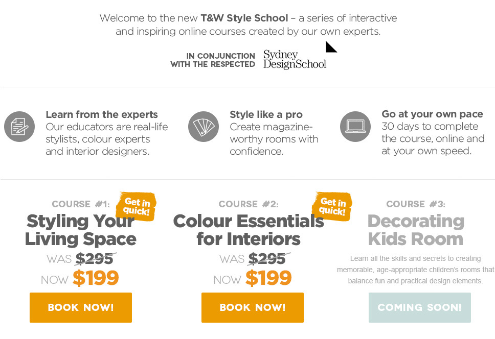 Interior Design Course Online
