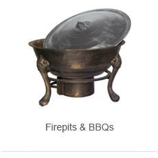 Firepits & BBQs