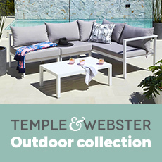 Temple & Webster Outdoor Furniture