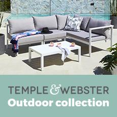 Temple & Webster Outdoor Furniture
