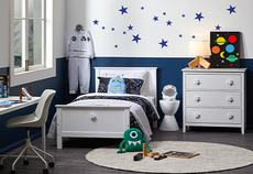 How to give kids bedrooms an easy makeover