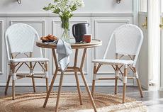 The origins of the Parisian bistro chair