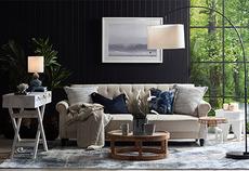 Organisation series 1: The living room