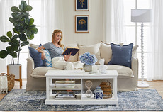 How to do Hamptons in an apartment