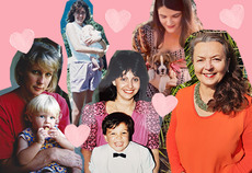Celebrating our Mums for Mother's Day