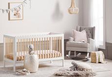 How to do a boho-style nursery