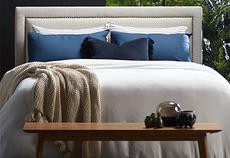 How to create a Hamptons bedroom