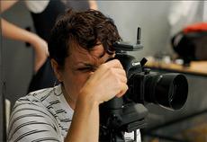 Meet the Team - Photographer Despina