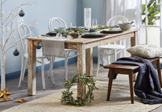 Feast your eyes - Christmas dining 3 ways