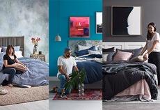Intern challenge: Bedroom bliss