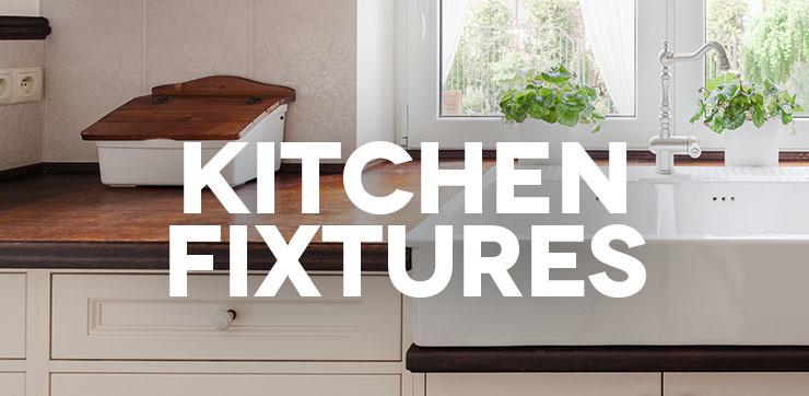 Kitchen & Laundry Fixtures