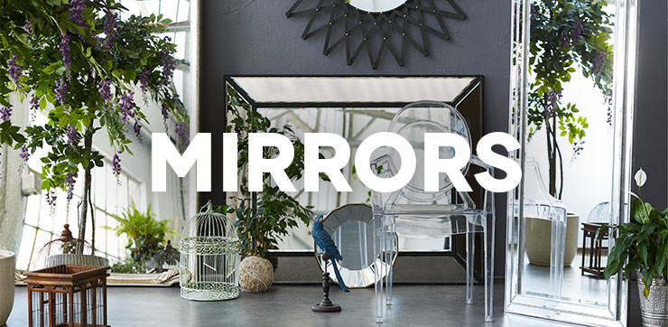 Bedroom Decor Mirrors
