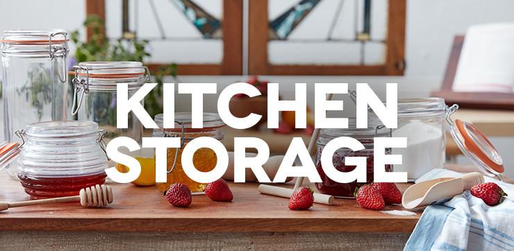 Kitchen & Dining Storage