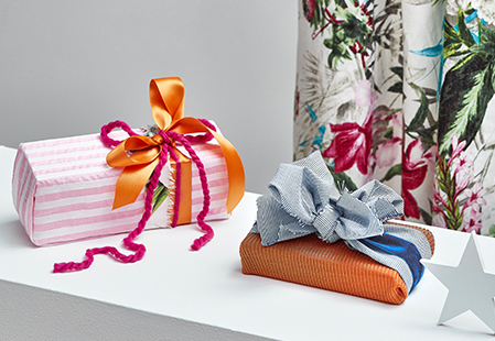 A to Z of Style: G is for Gift wrapping