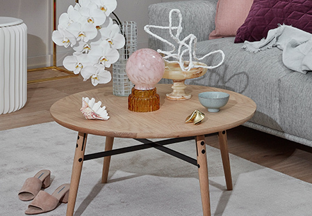 Stylist challenge: Style the perfect coffee table