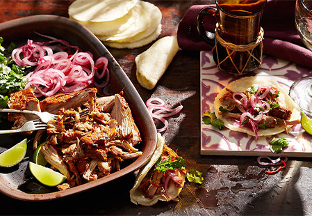 Mexican flavours for Cinco de Mayo
