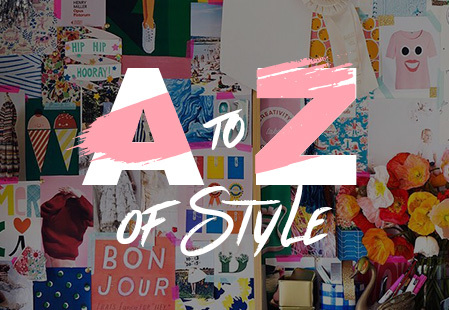 A to Z of Style: I is for Inspiration
