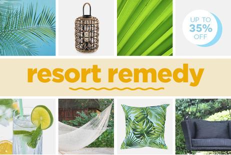 Outdoor Resort