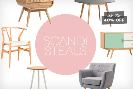 Affordable Scandi
